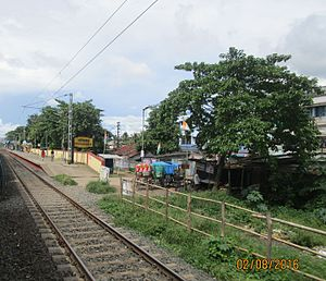 Halisahar - Halisahar railway station