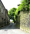 Hall Bank Lane - Mytholmroyd - geograph.org.uk - 810131.jpg