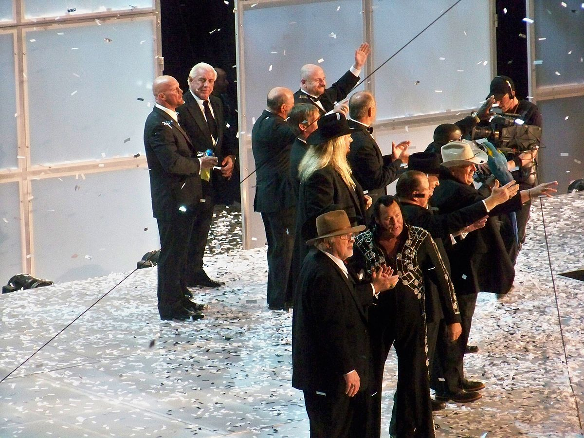 Wwe Hall Of Fame 2009 Wikipedia