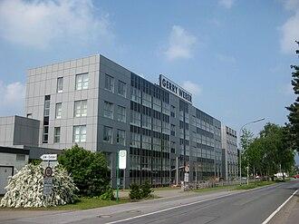 Gerry Weber - Headquarters of Gerry Weber International AG in Halle (Westfalen)