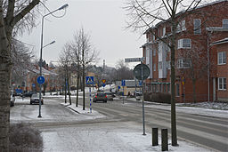 Hallstaviks centrum 2012.