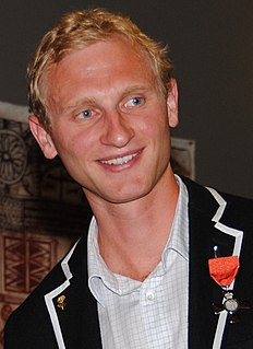 Hamish Bond New Zealand rower