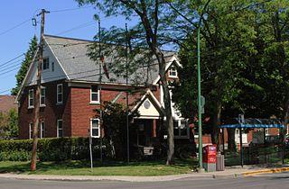 Hampstead, Quebec City in Quebec, Canada