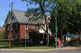 Hampstead, Quebec - Hampstead Town Hall