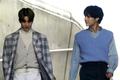 Han Seung-woo and Cho Seung-youn at Seoul Fashion Week SS 2020 01.png