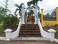 Hang Tuah Mausoleum - Entrance Gate.JPG
