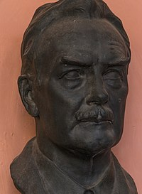 Hans Molisch (Nr. 25) Bust in the Arkadenhof, University of Vienna 2237.jpg