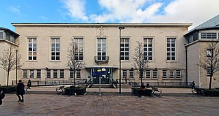 Harold Cohen Library, University of Liverpool