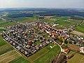 Haundorf (Herzogenaurach) Luftaufnahme (2020) von Süd-Ost.jpg