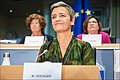 Hearings of Margrethe Vestager DK, vice president-designate for a Europe fit for the digital age (48865788937).jpg