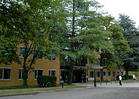 Heidelberg - Max-Planck-Institut für Kernphysik - Walther-Bothe Laboratorium.JPG