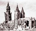 Heilbronn Kilianskirche zerstoert 1944.jpg