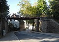 Heiligenhaus, PRN, Waggonbrücke über die Bahnhofstr., von S.jpg