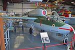 """Heinkel He-162A-2 '120077 - red 1' """"nervenklau"""" (26824127706).jpg"""