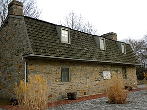 English: Hendrickson House, originally built i...