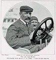 Henri Cissac et son mécanicien Schaube, au GP de l'A.C.F. 1908.jpg