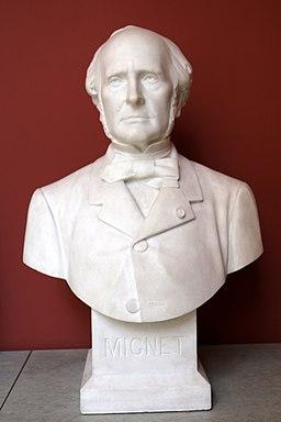 Henri Pontier - François Mignet