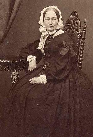 Henriette Wegner - Henriette Wegner, ca. 1860