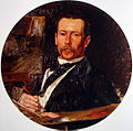 Henrique Bernardelli - Retrato do pintor Pedro Weingärtner.JPG
