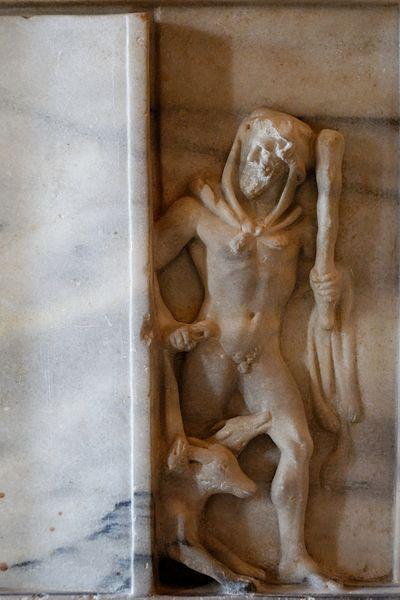 400px-Herakles_Kerberos_Musei_Capitolini_MC1394