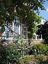 herenhuis in overgangsstijl met eclectische, chalet- en art nouveaustijl-elementen 1904 - 5