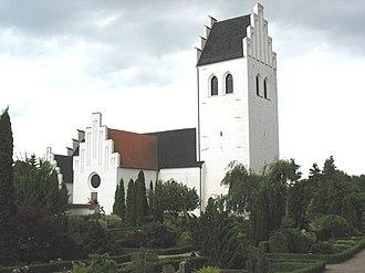 Herfølge - Herfølge Church