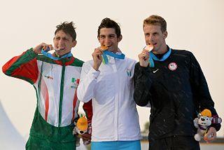 Modern pentathlon at the 2015 Pan American Games – Mens