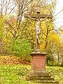 Herrgottsberg Kreuz (Rieneck).JPG