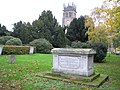Hertford, All Saints' Church and the tomb of Richard Lucie Reed - geograph.org.uk - 2167692.jpg