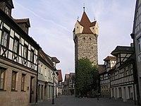 Herzogenaurach Hauptstraße Fehnturm.jpg