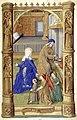 Heures de Charles VIII 011R Marie enfant.jpg