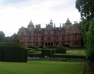 Hewell Grange - Hewell Grange