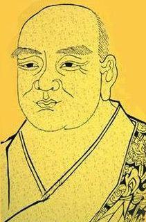 Chinese Buddhist monk