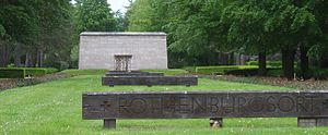Ohlsdorf Cemetery - Mass grave