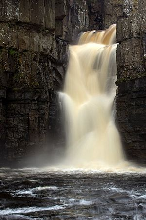 River Tees - High Force on the River Tees