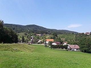 Hočko Pohorje Place in Styria, Slovenia