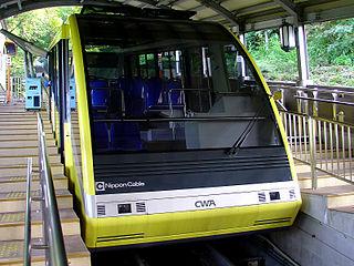Sarakurayama Cable Car