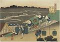 Hokusai, Katsushika, The Poem of Fujiwara no Michinobu Ason, 1839.jpg