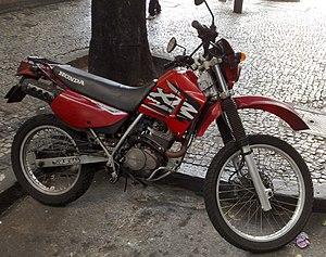 Honda Xr 200r Wikipedia A Enciclopedia Livre
