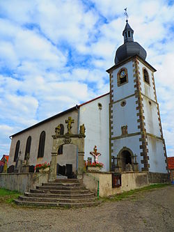 Honskirch l'église Saint-Jean-Baptiste.JPG