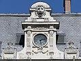 Horloge et lion de la Caisse d'Épargne de Chambéry (2018).JPG