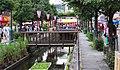 Hoshikawa Street(Star-river Street) (Kumagaya Uchiwa Festival 2012) - 熊谷うちわ祭2012開催中の星川通り商店街 - panoramio.jpg