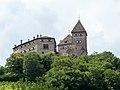 """Hotel """"Schloss Wehrburg"""", Prissian, Jakobsweg zwischen Meran und Bozen, Trentino, Südtirol, Italien - panoramio (1).jpg"""