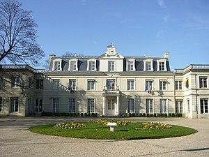 Sartrouville wikipedia for Piscine de sartrouville
