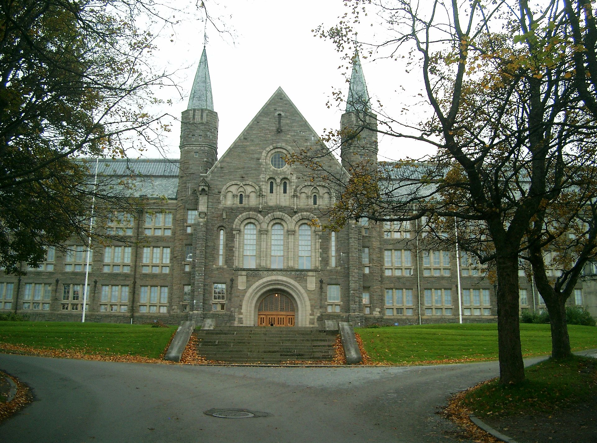 NTNU - Norwegian University of Science and Technology ...