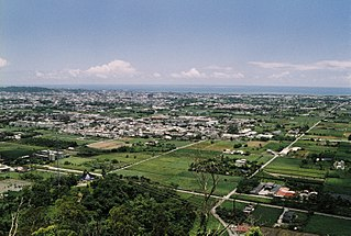 Hualien City County-administered city in Hualien County, Taiwan