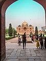 Humayun tomb first view.jpg
