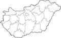 Hungary map with Balaton.png