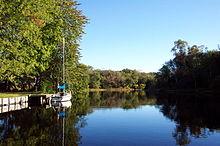 Huron river chain of lakes - Wikipedia