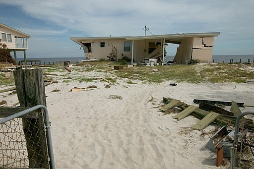 Hurricane Dennis 2005 damage